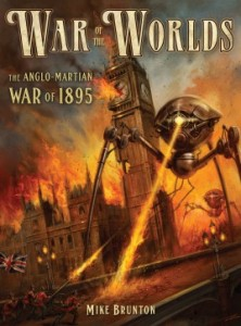 WAR OF THE WORLDS by Mike Brunton